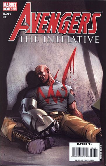 Avengers: The Initiative 6-A by Marvel
