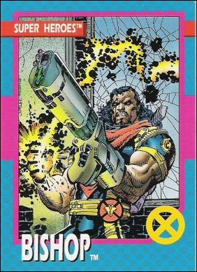 X-Men: Series 1 (Base Set) 38-A by Impel