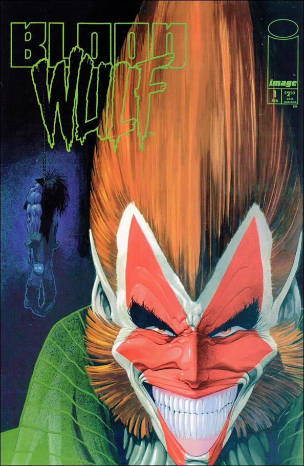 Bloodwulf 1-E by Image