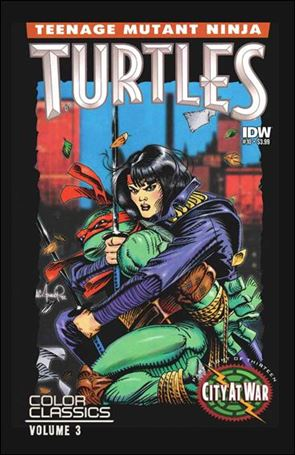 Teenage Mutant Ninja Turtles Color Classics Vol. 03 10-A
