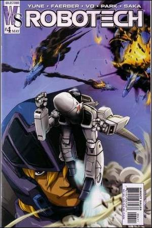 Robotech (2003) 4-A by WildStorm