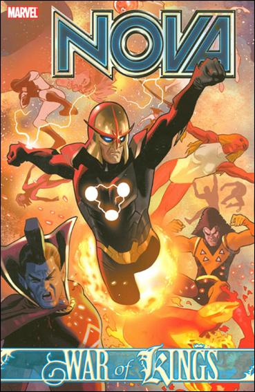 Nova (2007) 5-A by Marvel