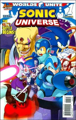 Sonic Universe 76-A