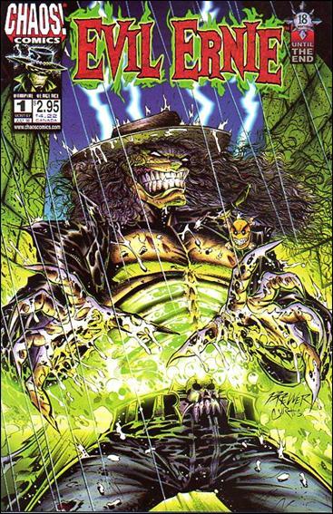 Evil Ernie (1997) 1-A by Chaos
