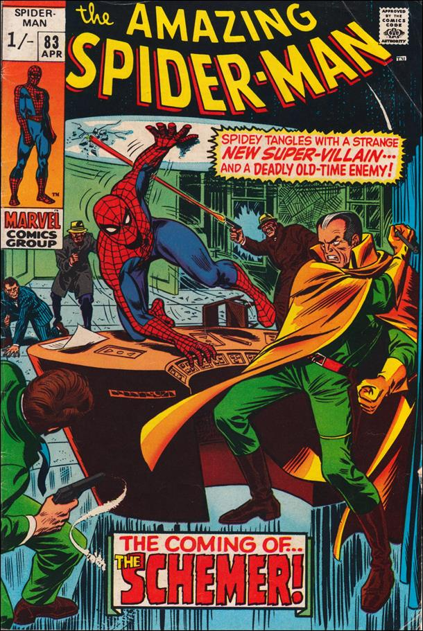 Amazing Spider-Man (1963) 83-B by Marvel