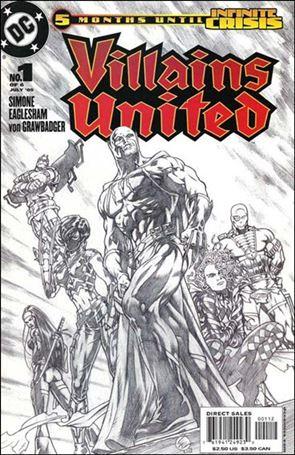 Villains United 1-B