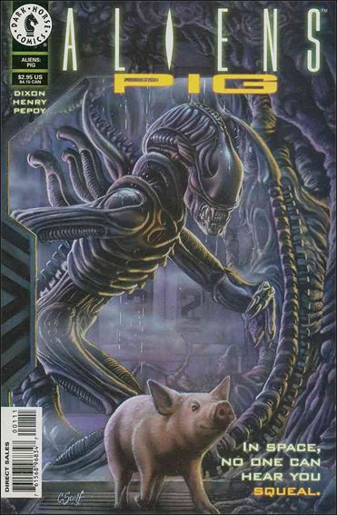 Aliens: Pig 1-A by Dark Horse