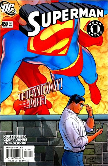 Superman (1939) 650-A by DC