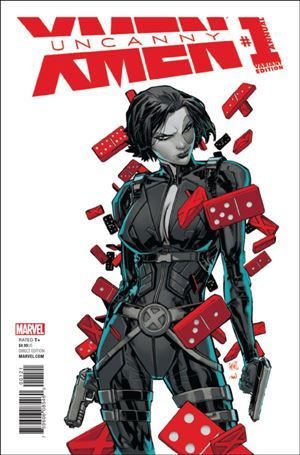 Uncanny X-Men Annual (2017) 1-B