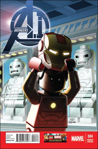 Avengers A.I. 4-B by Marvel