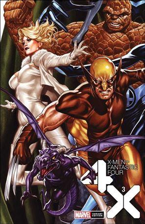 X-Men/Fantastic Four (2020) 3-B