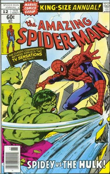 Amazing Spider-Man Annual 12-A by Marvel