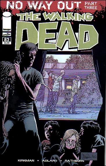 Walking Dead (2003) 82-A by Skybound Entertainment