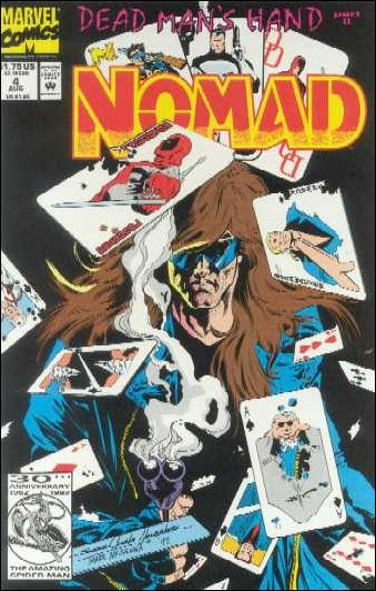 Nomad (1992) 4-A by Marvel