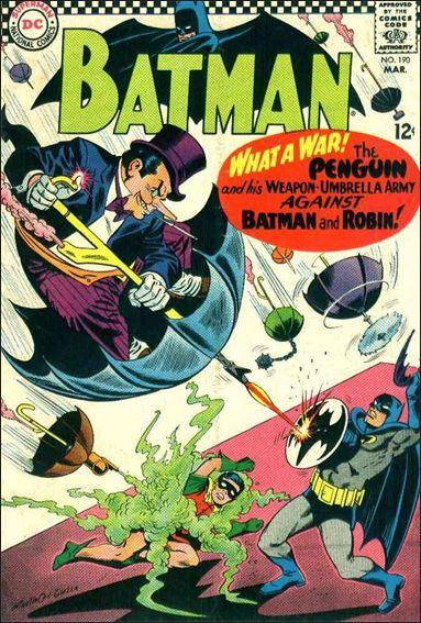 Batman (1940) 190-A by DC