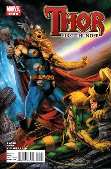 Thor: First Thunder 5-A by Marvel