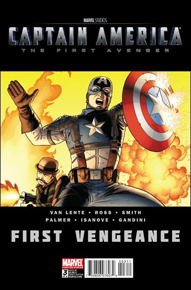 Captain America: First Vengeance 3-A by Marvel