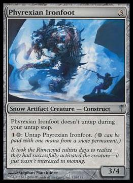 Magic the Gathering: Coldsnap (Base Set)139-A by Wizards of the Coast