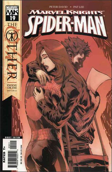 Marvel Knights Spider-Man (2004)  19-A by Marvel