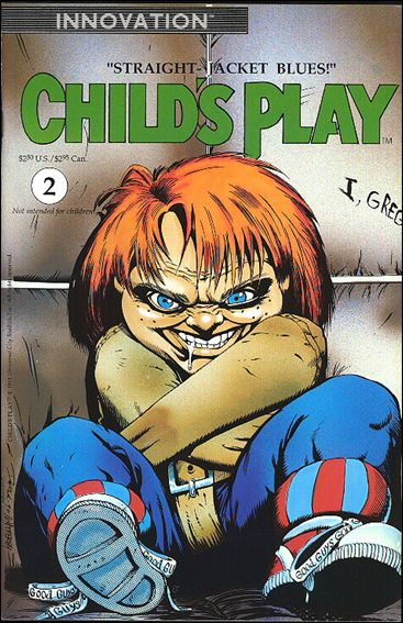 Child's Play: The Series 2-A by Innovation