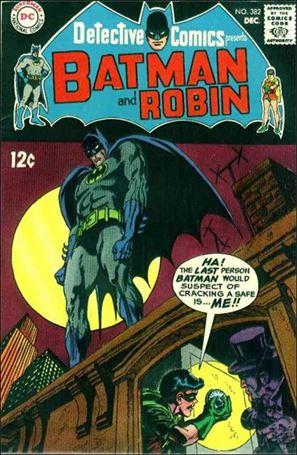 Detective Comics (1937) 382-A