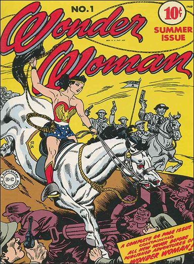 Wonder Woman (1942) 1-A by DC