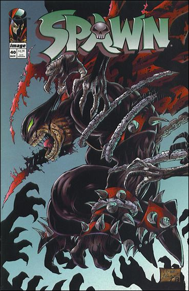 Spawn 40-A by Image