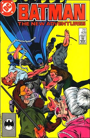 Batman (1940) 409-D