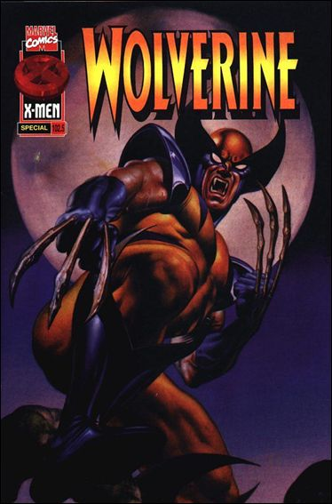 Wolverine (1988)  102.5-A by Marvel