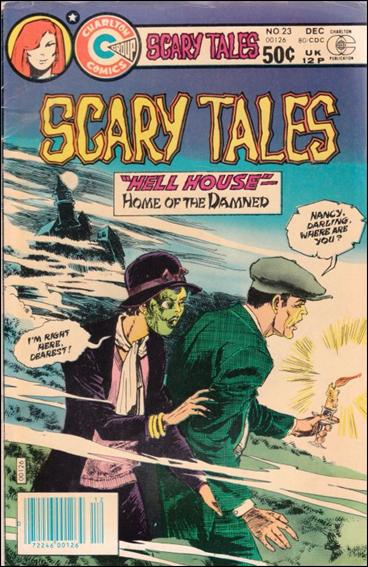 Scary Tales 23-A by Charlton