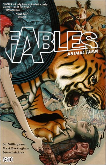 Fables 2-D by Vertigo