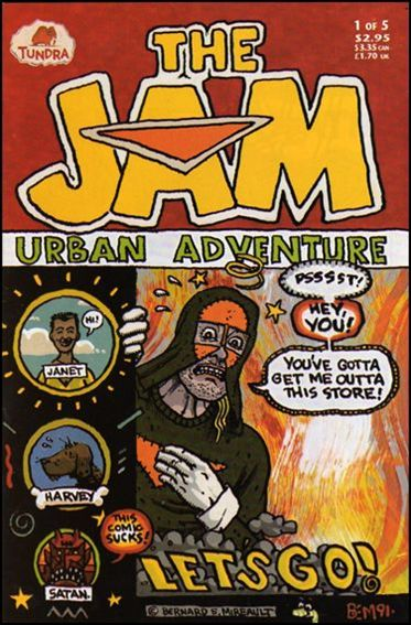 Jam: Urban Adventure 1-A by Tundra