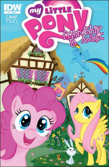 My Little Pony: Friendship is Magic 1-G by IDW