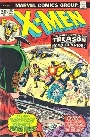 X-Men (1963) 85-A