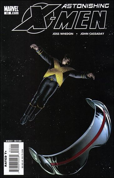 Astonishing X-Men (2004) 22-A by Marvel