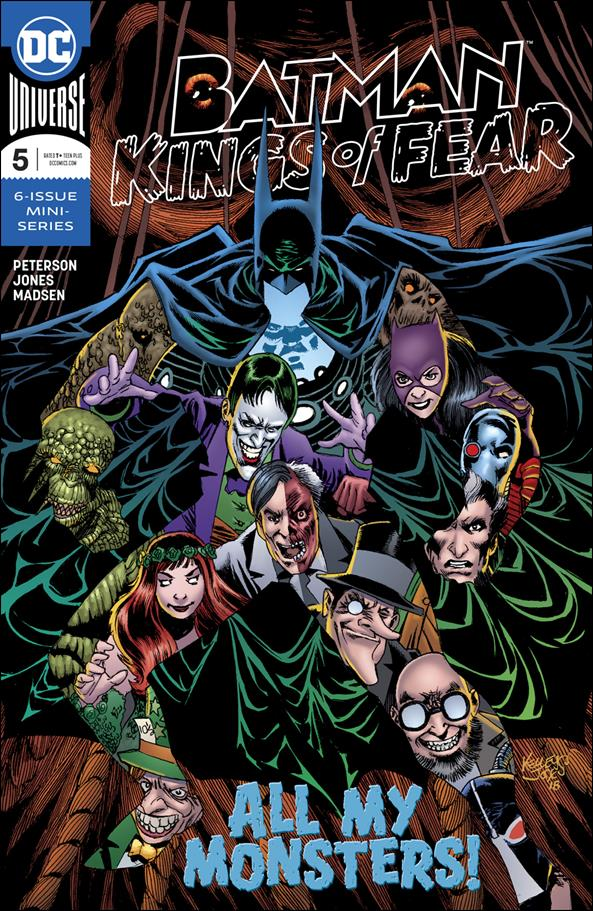 Batman: Kings of Fear 5-A by DC