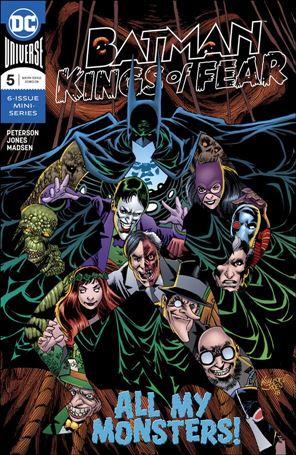 Batman: Kings of Fear 5-A
