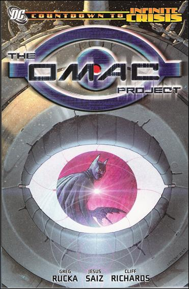 Omac Project 1-B by DC Comics