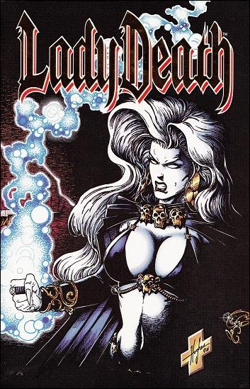 Lady Death II: Between Heaven & Hell 1-E by Chaos! Comics