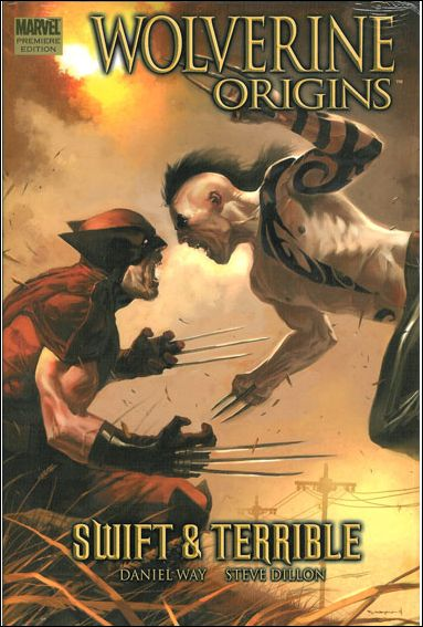 Wolverine: Origins 3-A by Marvel