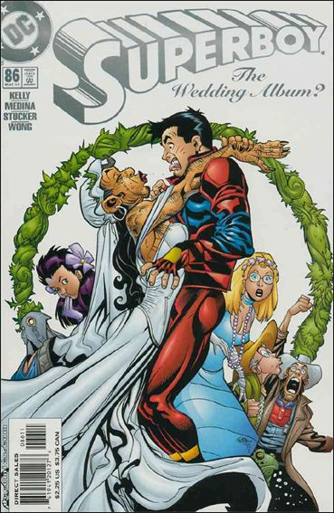 Superboy (1994) 86-A by DC