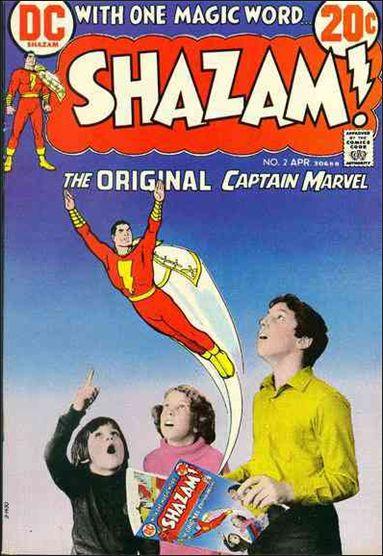 Shazam! 2-A by DC