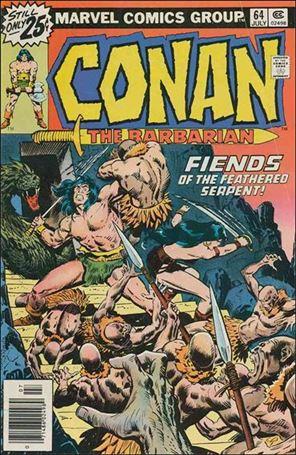 Conan the Barbarian (1970) 64-A