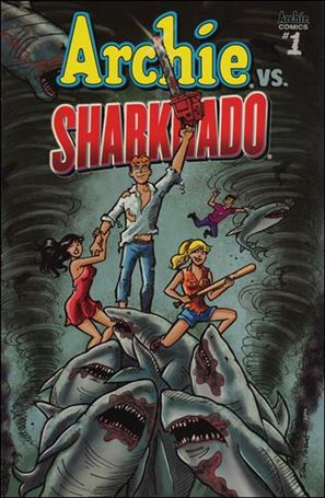 Archie vs Sharknado 1-A