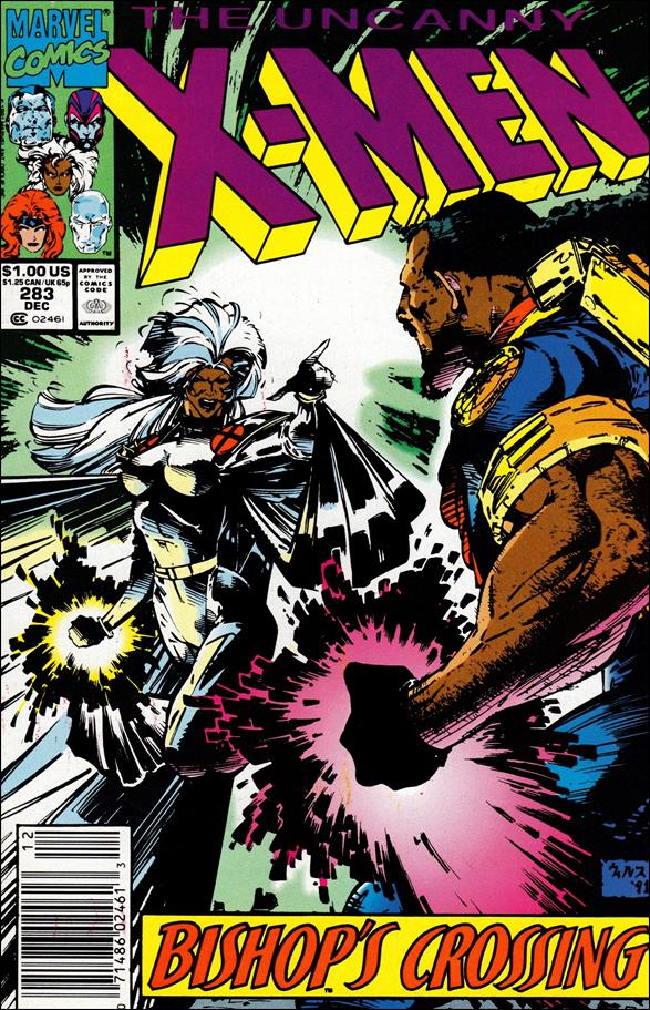 Uncanny X-Men (1981) 283-A by Marvel