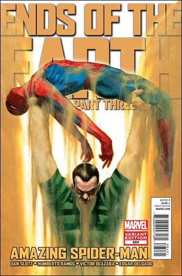 Amazing Spider-Man (1963) 684-B by Marvel