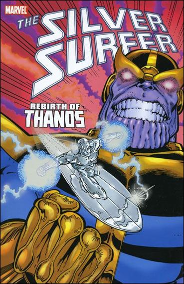 Silver Surfer: Rebirth of Thanos (2006) nn-A by Marvel