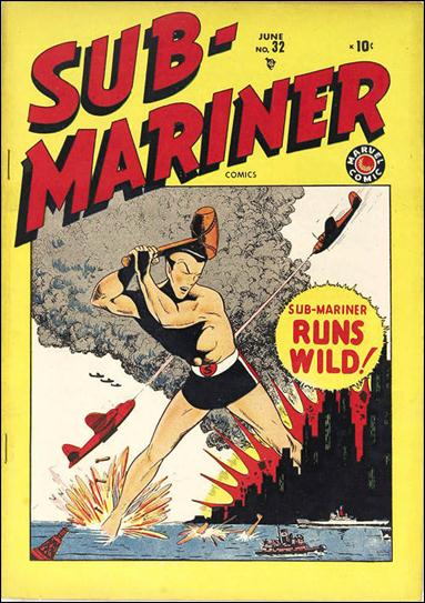 Sub-Mariner (1941) 32-A by Atlas