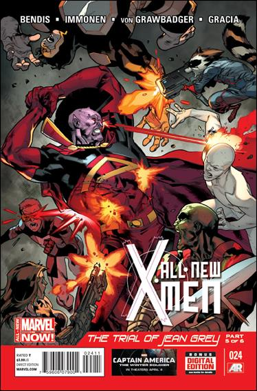 All-New X-Men 24-A by Marvel
