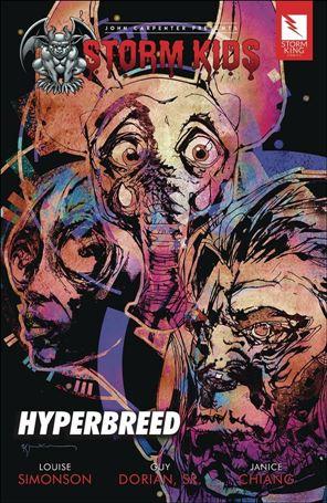 John Carpenter Presents Storm Kids: Hyperbreed nn-A